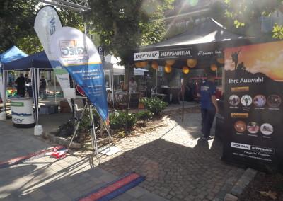 DSCF4842Sportpark Heppenheim Altstadtlauf 2015