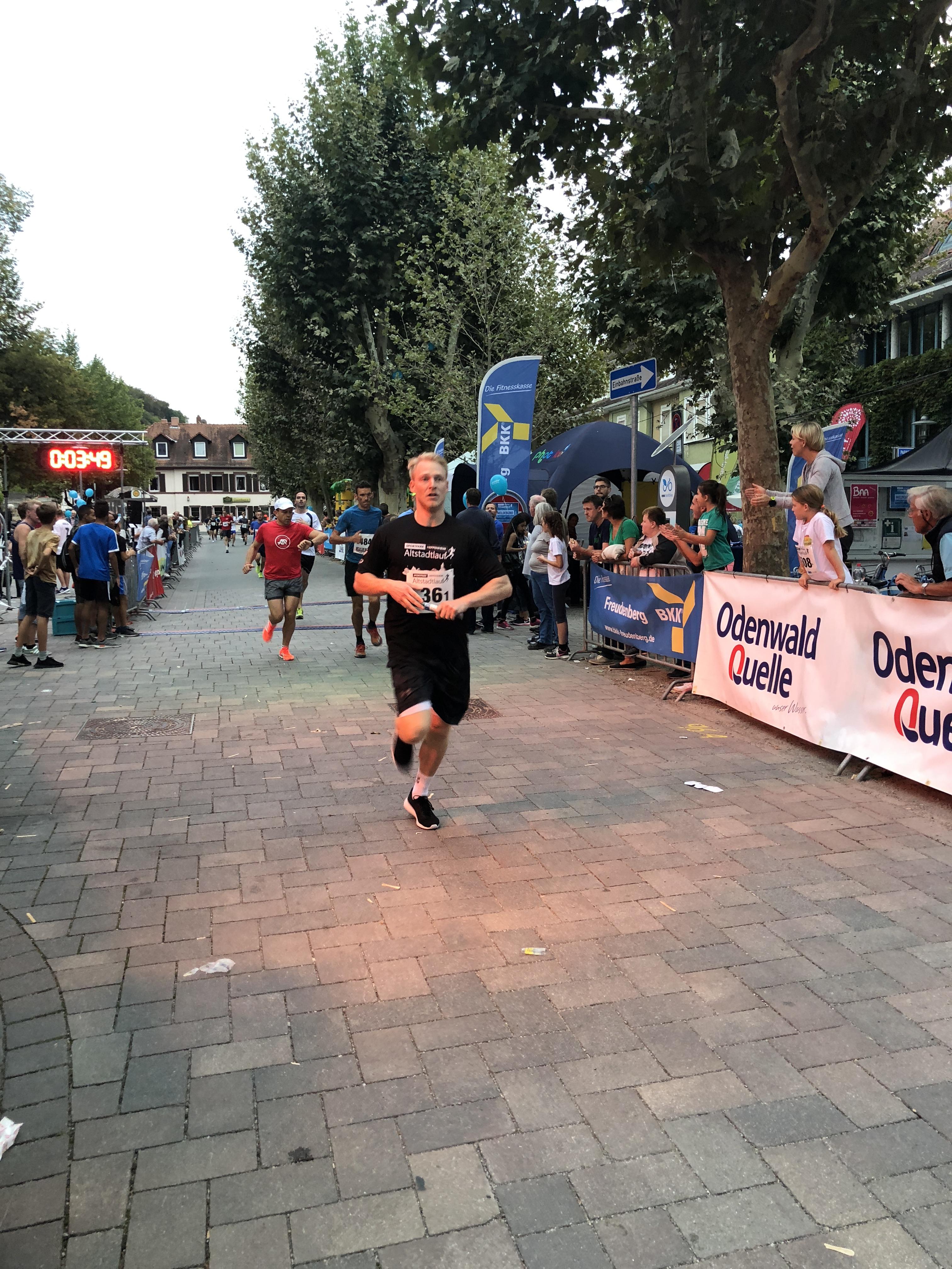 Sportpark Heppenheim Altstadtlauf 2018